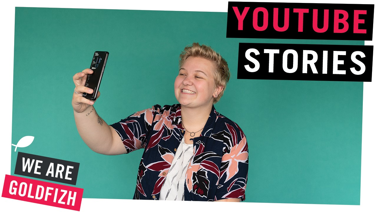 hoe werkt Youtube-stories