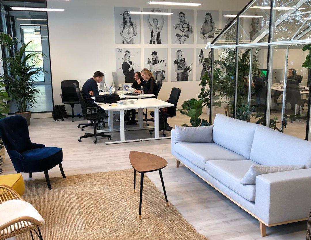 Nieuw kantoor GoldfiZh Tractieweg Utrecht