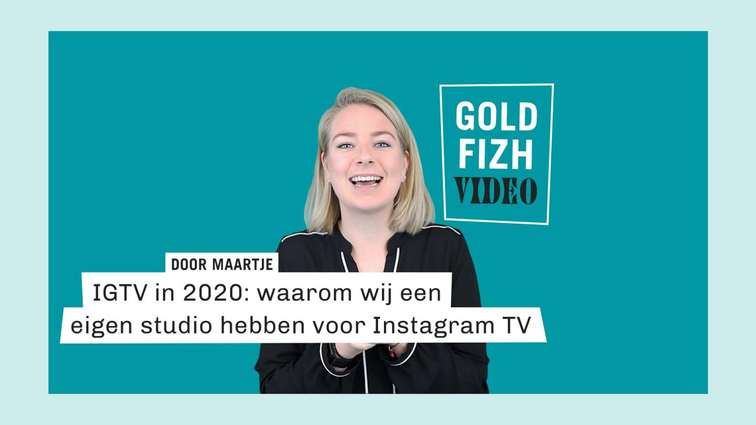 IGTV maken met video tips van Maartje