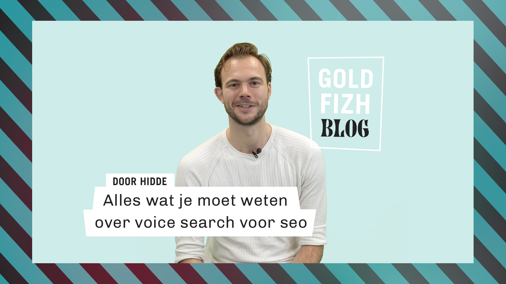 SEO for Voice Search by Hidde Zwiers