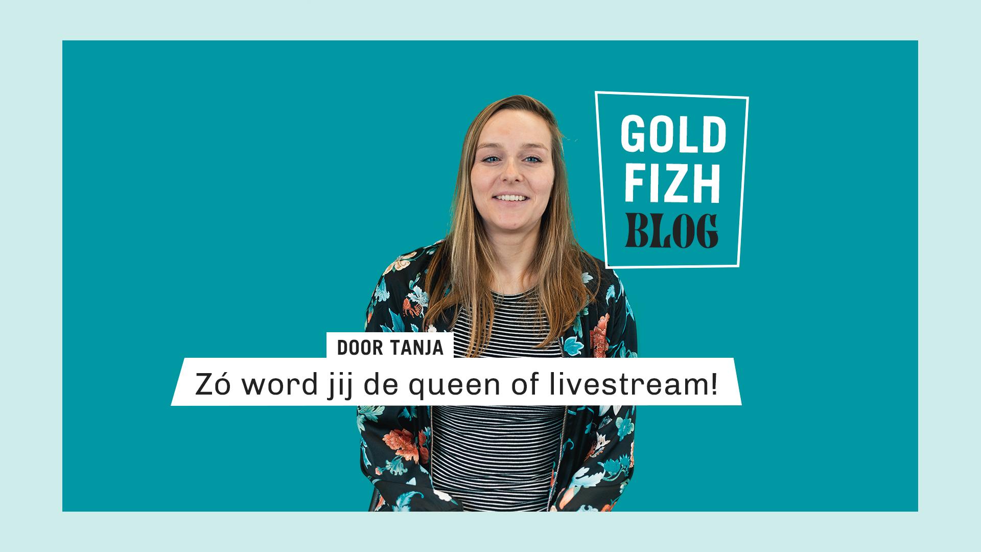 Livestream in 4 stappen