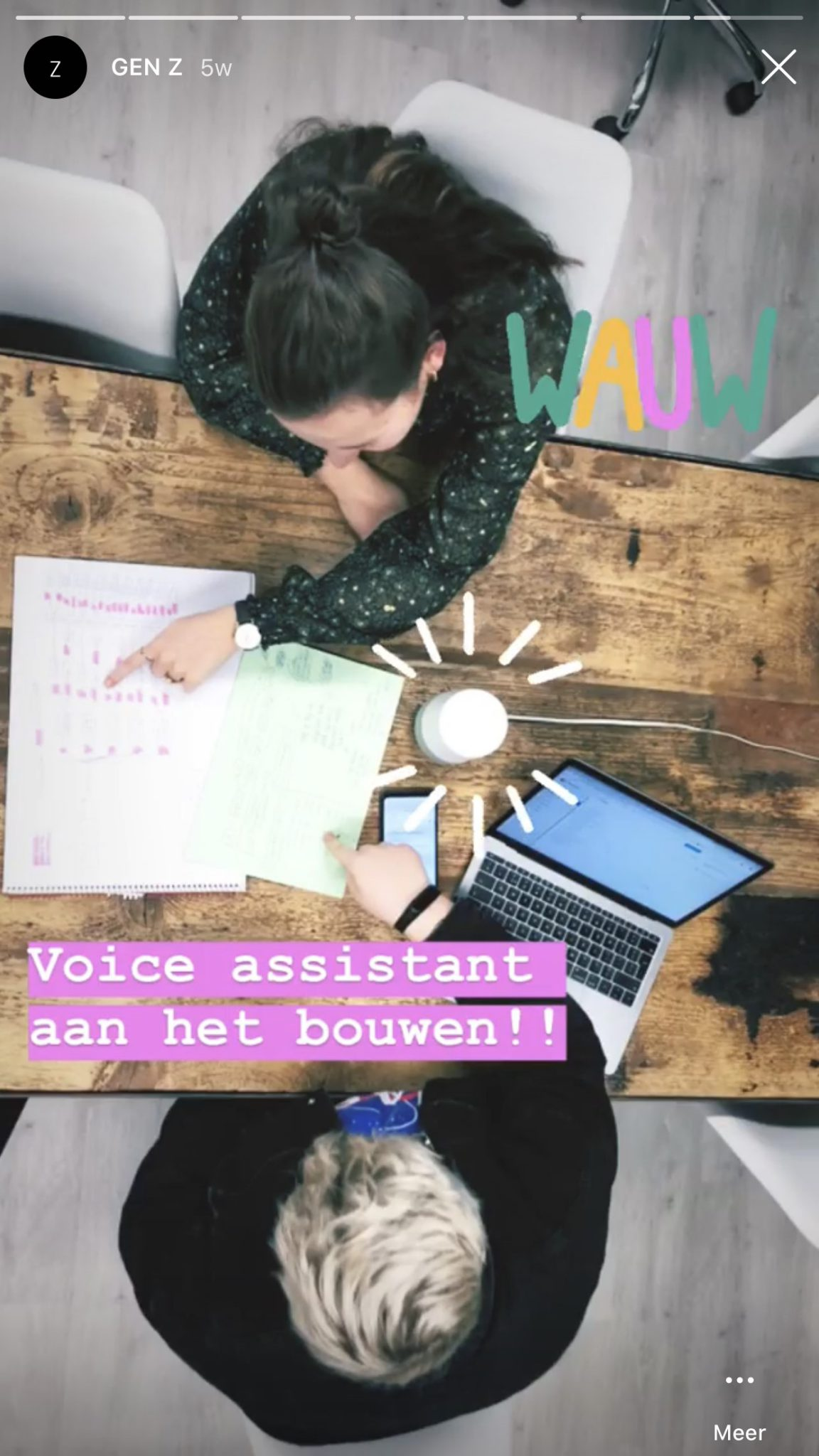 voice assistant bouwen